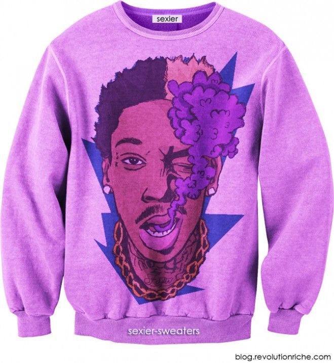 Dope Sweater Artwork , The Swag Section