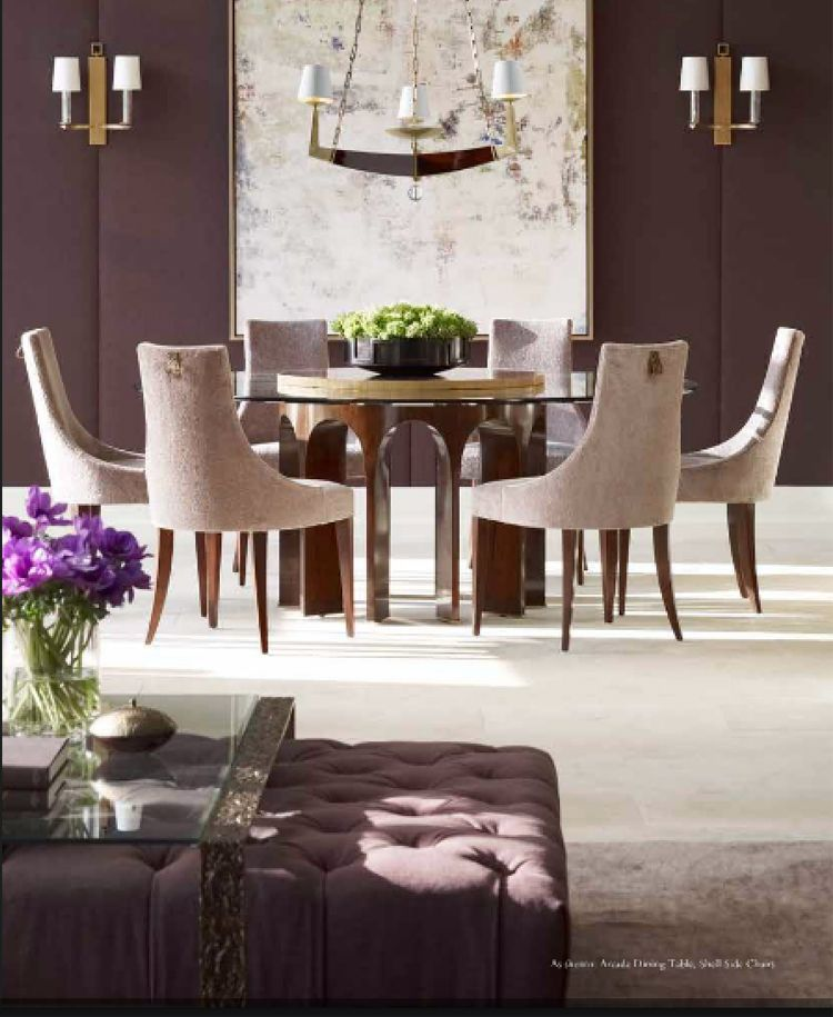 Luxury Furniture In Singapore Dining Room Table Room