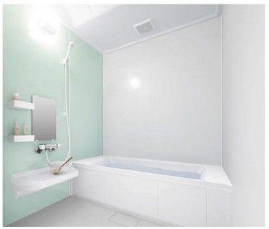 浴室リフォーム クリナップ ユアシス535 900円1216サイズ戸建て既存