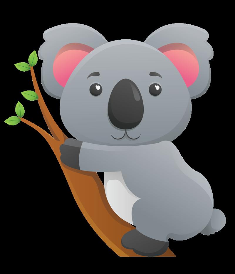 Koala Art And Design : Cute koala clipart google search animals bears of all