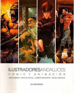 Ilustradores andaluces, cómic y animación ,  EH Editores