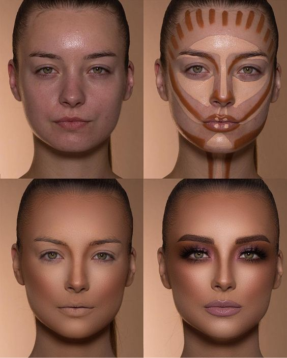 Makeup techniques showing small noses - Makeup Tutorials #makeup #noses #showing #small #techniques #tutorials #makeup #makeups #maquillage #trucco #макияж #maquillaje #maquillatge