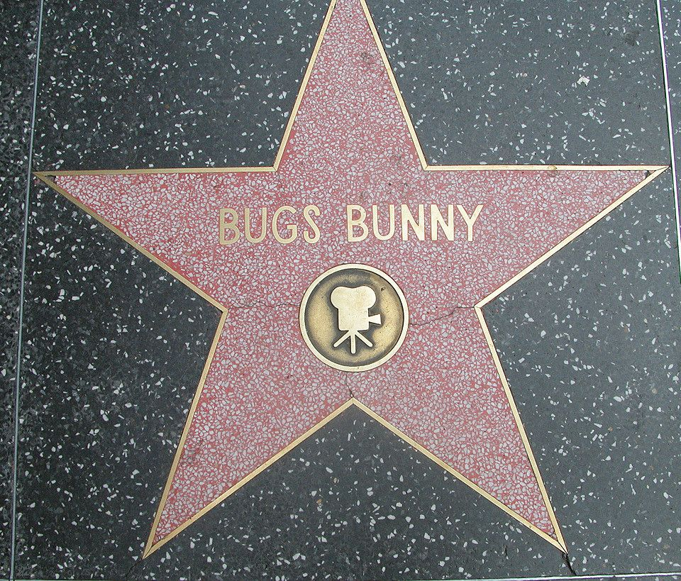 Hollywood Bugs Bunny