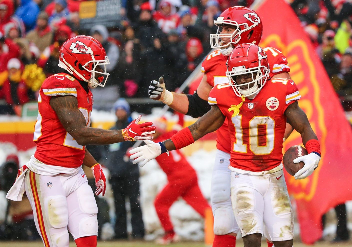 Chiefs put out a hype video Kc chiefs, Chief