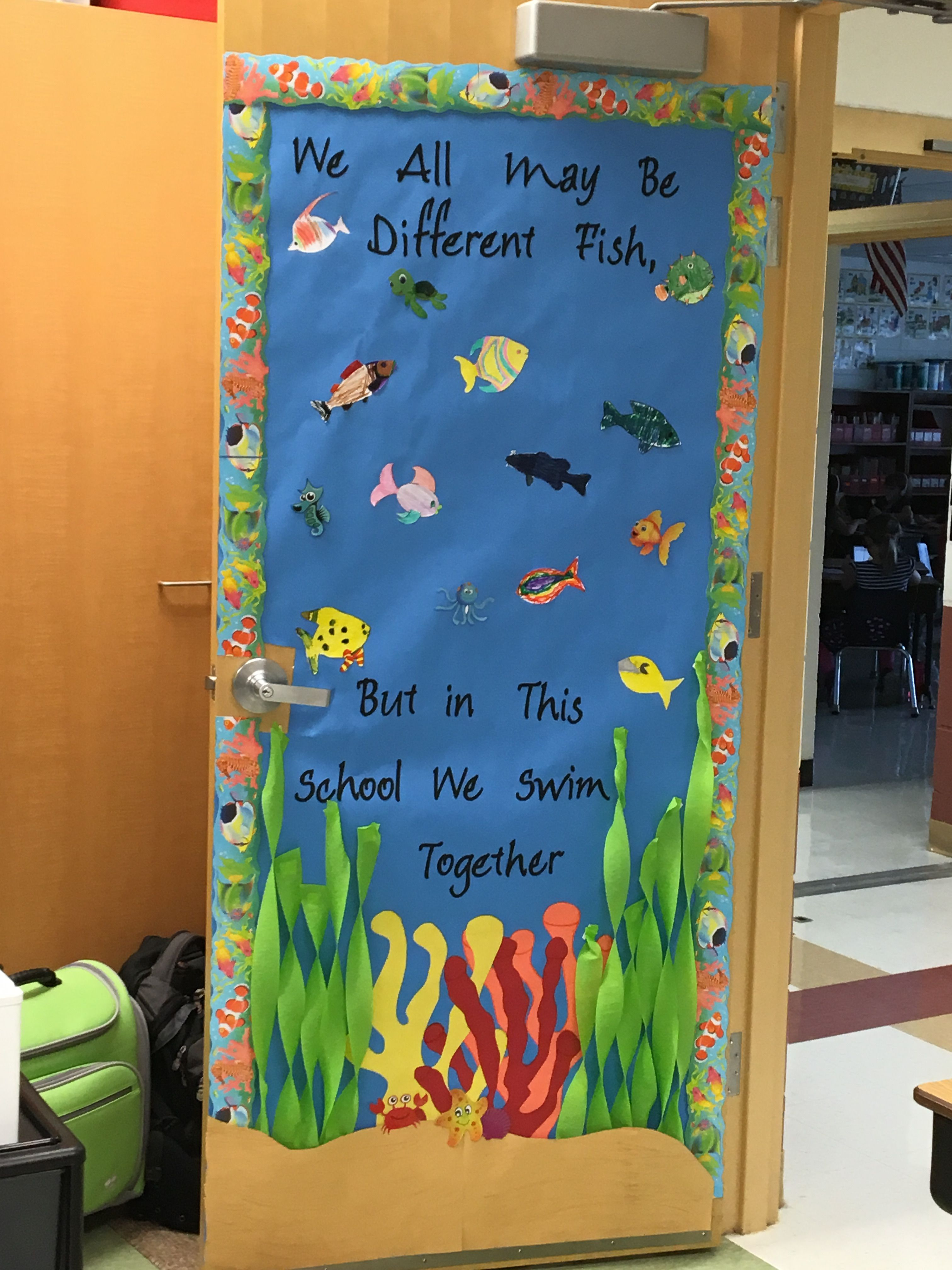 Classroom Decor Ocean Theme With Images