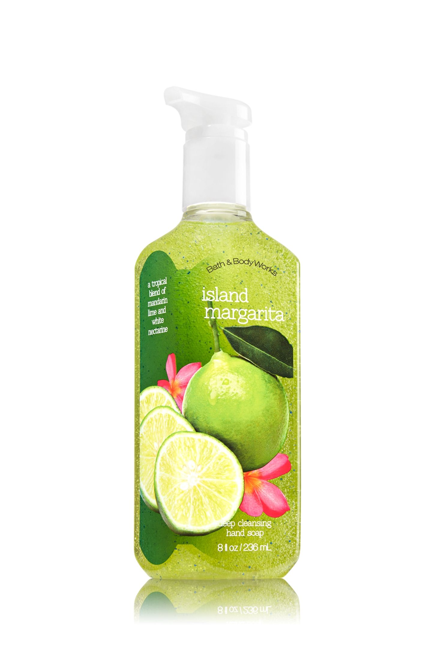 Island Margarita Deep Cleansing Hand Soap Soap Sanitizer Bath