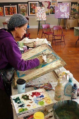 Margaret Arts | My Art, My Life