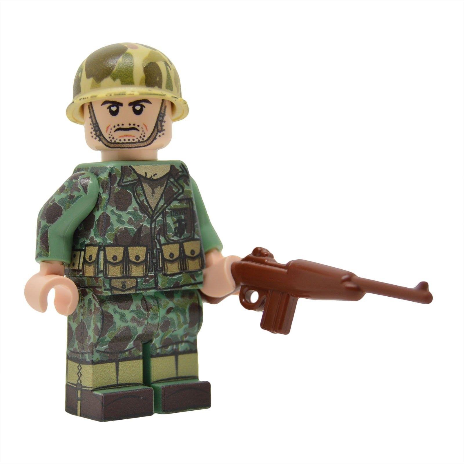 WWII American Marine Bricks