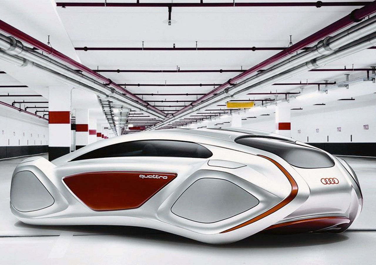 Super Cool Audi Concept Car Designs From Around The Web Concept Cars Futuristic Cars Future Car