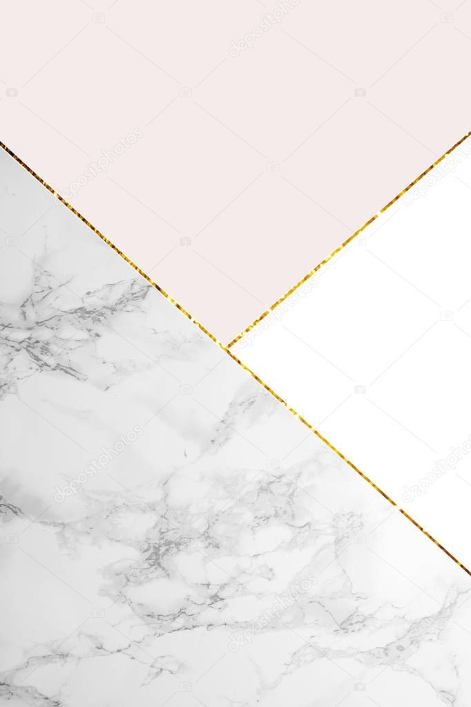 Geometric Background Marble White Light Pink Colors Stock Picture Ad Marble White Geom Geometric Background Marble Background Stock Images Backgrounds