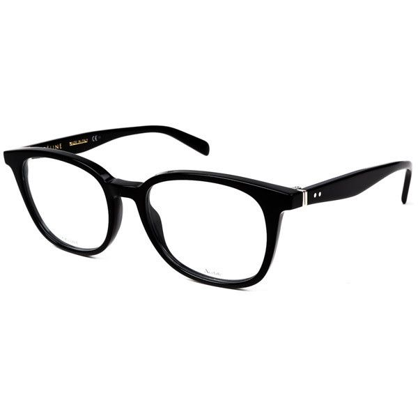 b31cc10f0d Celine CL 41346 Thin Squared 807 Eyeglasses ( 220) ❤ liked on Polyvore  featuring accessories