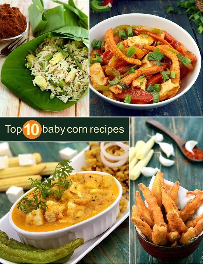 Top 10 baby corn recipes baby corn recipes corn recipe and recipes popular baby corn recipes tarladalal 95 forumfinder Gallery