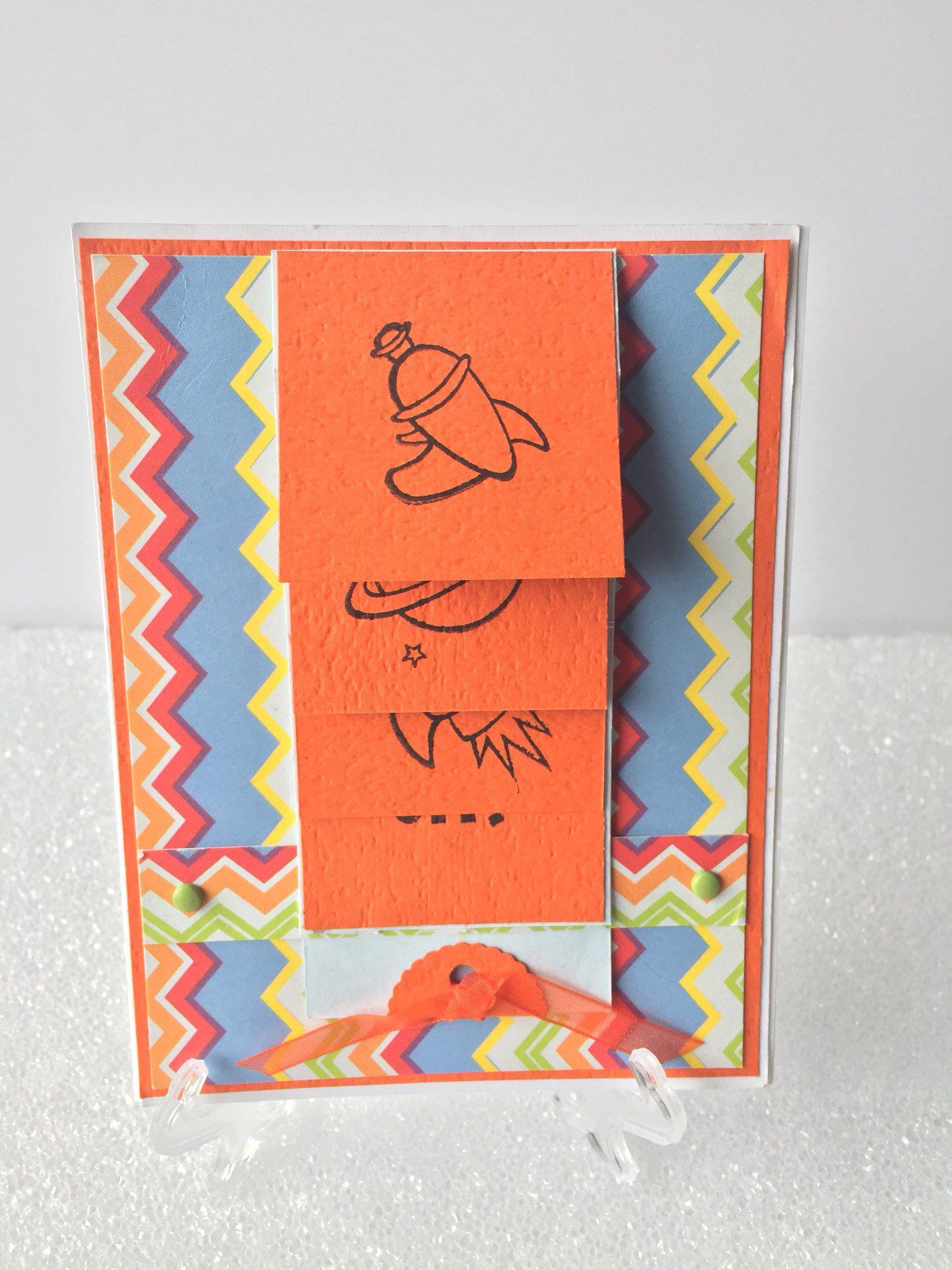 Handmade waterfall interactive birthday greeting card child handmade waterfall interactive birthday greeting card child birthday cardgreeting cardcards m4hsunfo