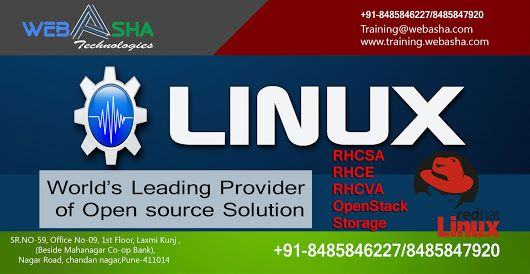 Red hat Linux(RHCSA,RHCE,RHCVA) Training & certification Institute