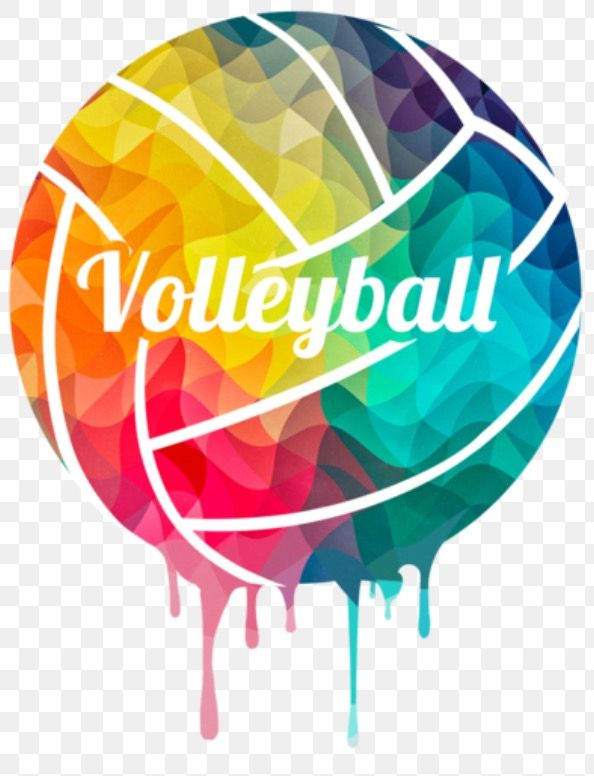 Pin By Ladybug On Volleyball Volleyball Wallpaper Volleyball Backgrounds Volleyball Posters
