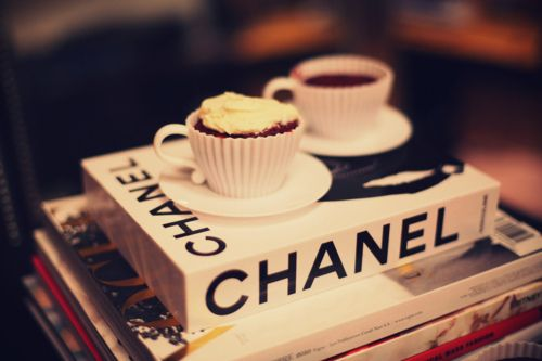 Love Chanel, mostly from afar alas...