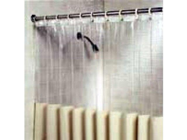 96 Inch Shower Curtain Rod Di 2020 Hidup
