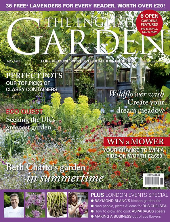 The English Garden Magazine May 2012. Buy a single issue of the ...