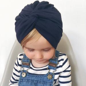 New Boy Girl Cute Baby Hats Indian Headscarf Caps Soft Comfort Beanie Hat Unisex