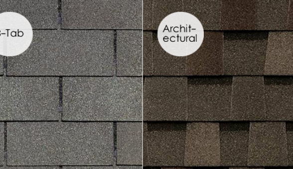 3 Tab Shingles Vs Architectural Shingles What S The Difference Architectural Shingles Architectural Shingles Roof Shingling