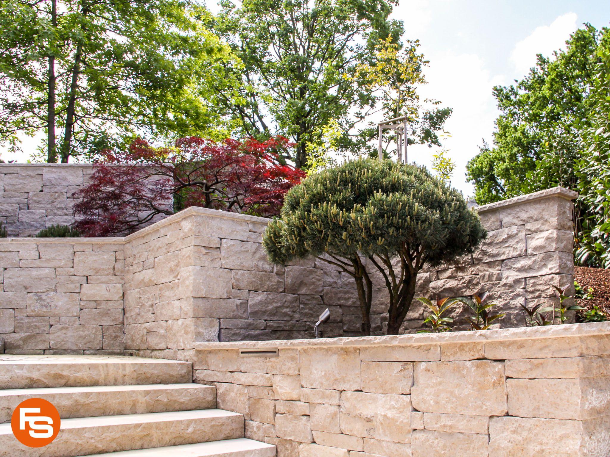 Dietfurter Kalkstein dietfurter kalkstein gala antik getrommelt privatgarten mit