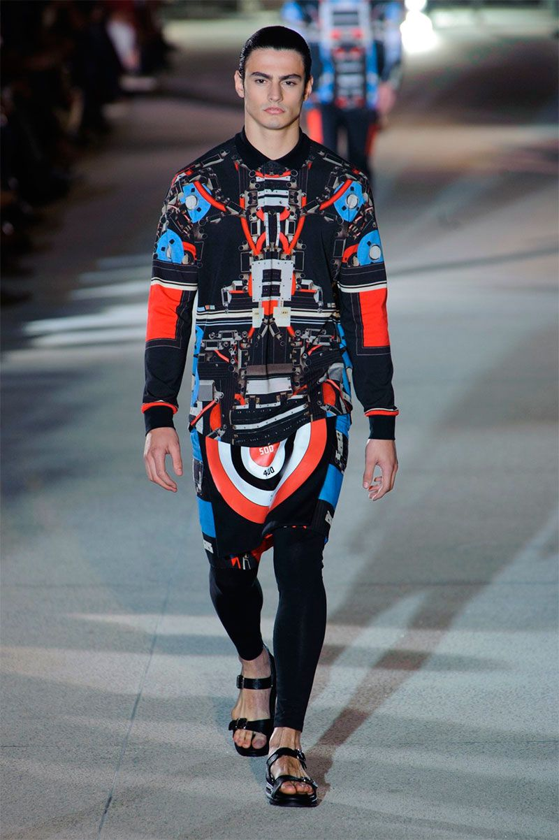 Givenchy Spring/Summer 2014 #Paris