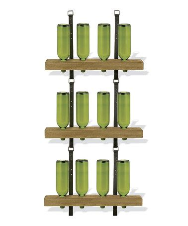Another great find on #zulily! Stackin' Up Wine Rack #zulilyfinds
