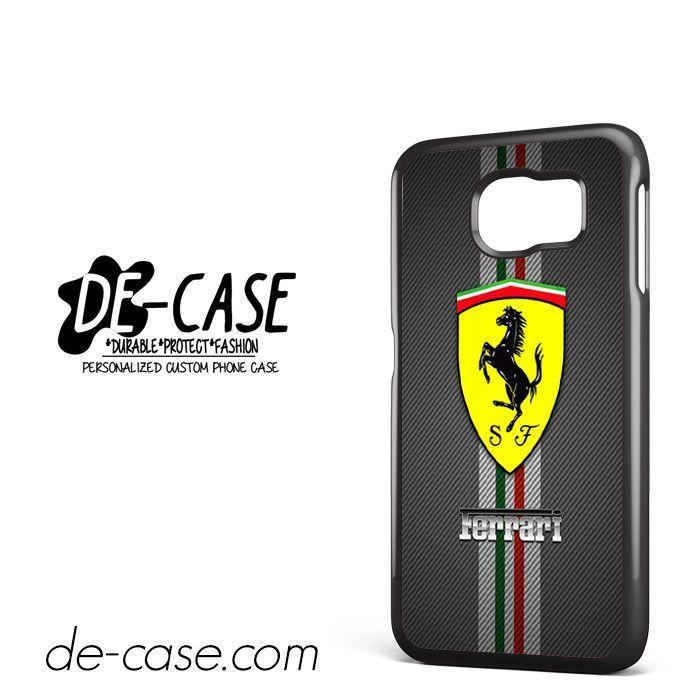 Ferrari Great DEAL-4168 Samsung Phonecase Cover For Samsung Galaxy S6 / S6 Edge / S6 Edge Plus