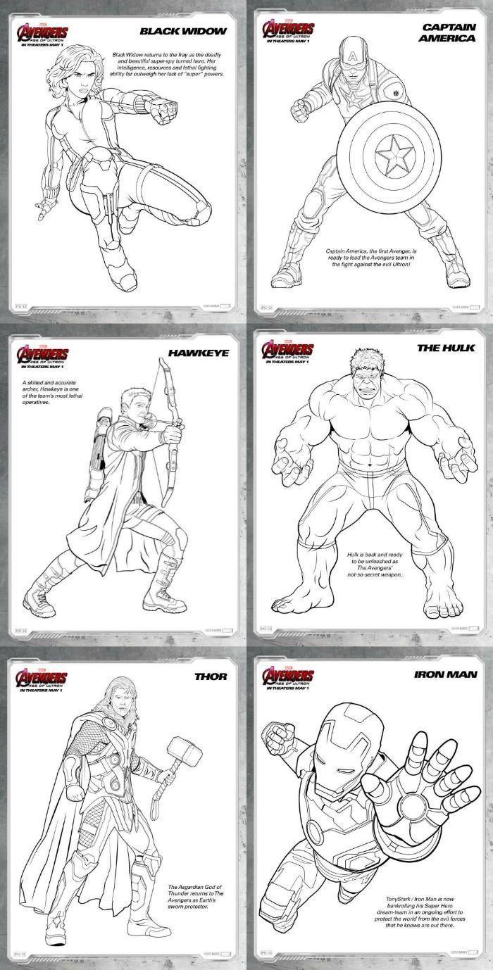 Avengers Age of Ultron {Rezension und kostenlose