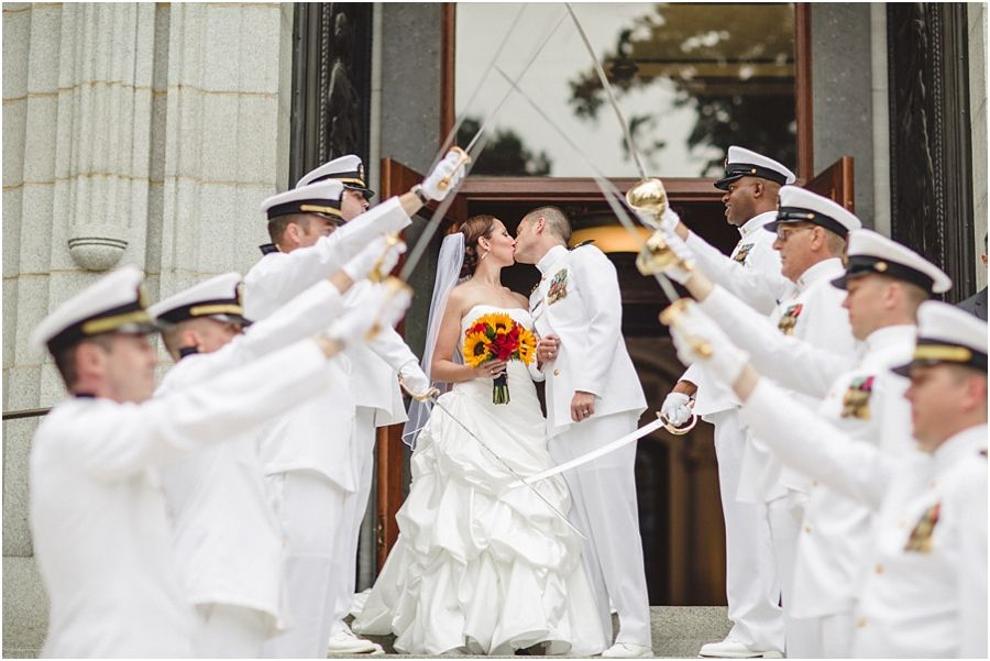 United States Naval Academy Wedding Usna Chapel Superintendant Garden Annapolis Md Photographer Michaels South River