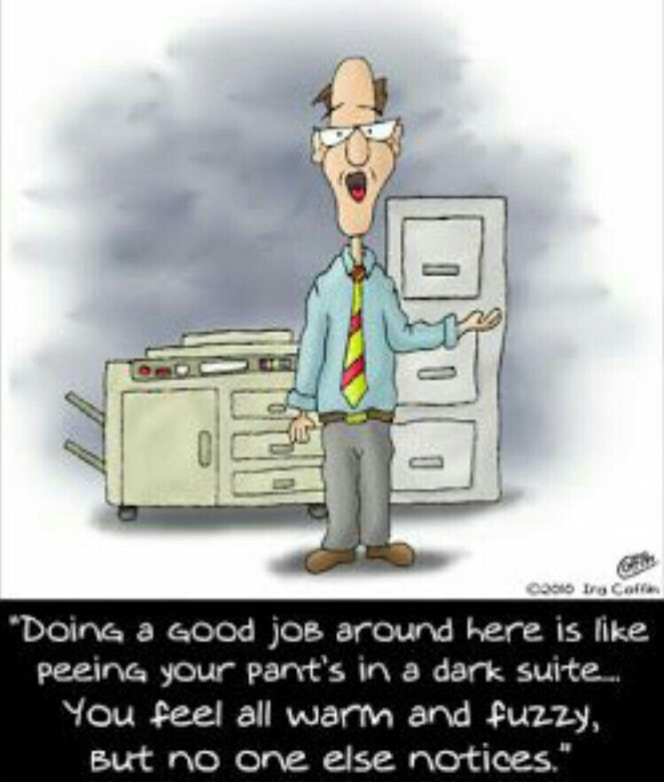 Good job Office humor, Work humor, Funny cartoons