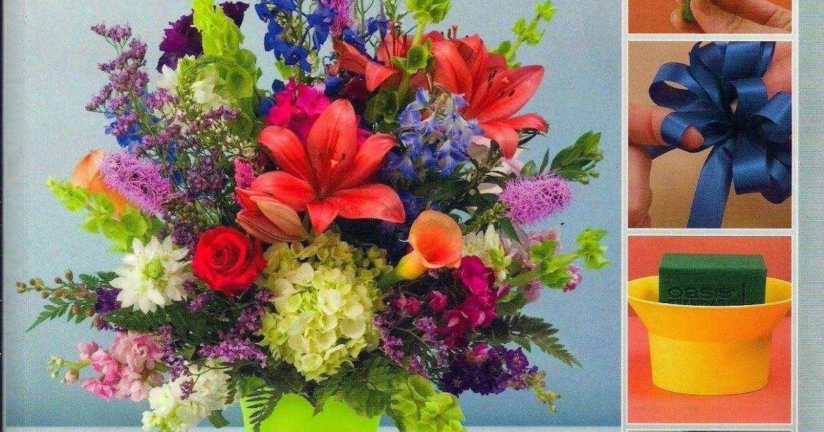 Revistas De Manualidades Para Descargar Gratis Flores