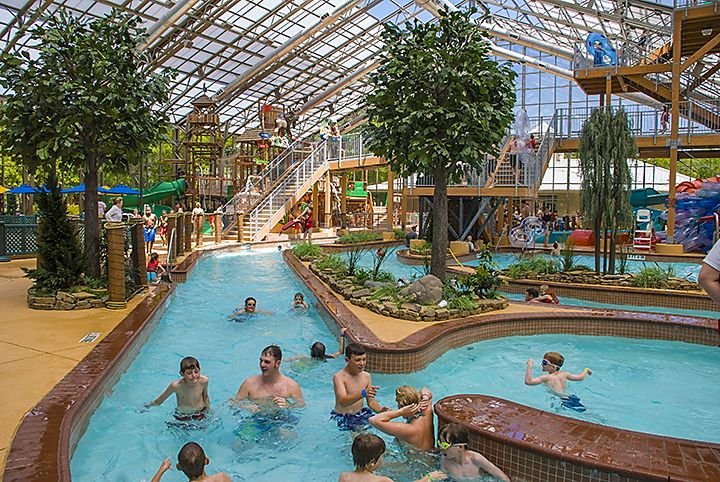 Pirate S Cay Indoor Water Park At Fox River Enjoy 31 000