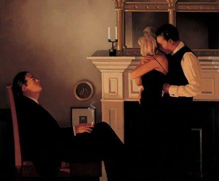 jack vettriano paintings | Jack Vettriano Paintings, Art Gallery