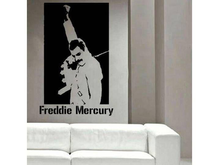 Wandtattoo Freddy Mercury #freddiemercury