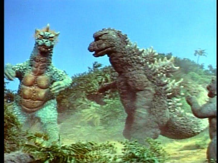 All Monsters Attack (aka Godzilla's Revenge)(1969)(Toho) | Godzilla, Kaiju  monsters, Kong godzilla