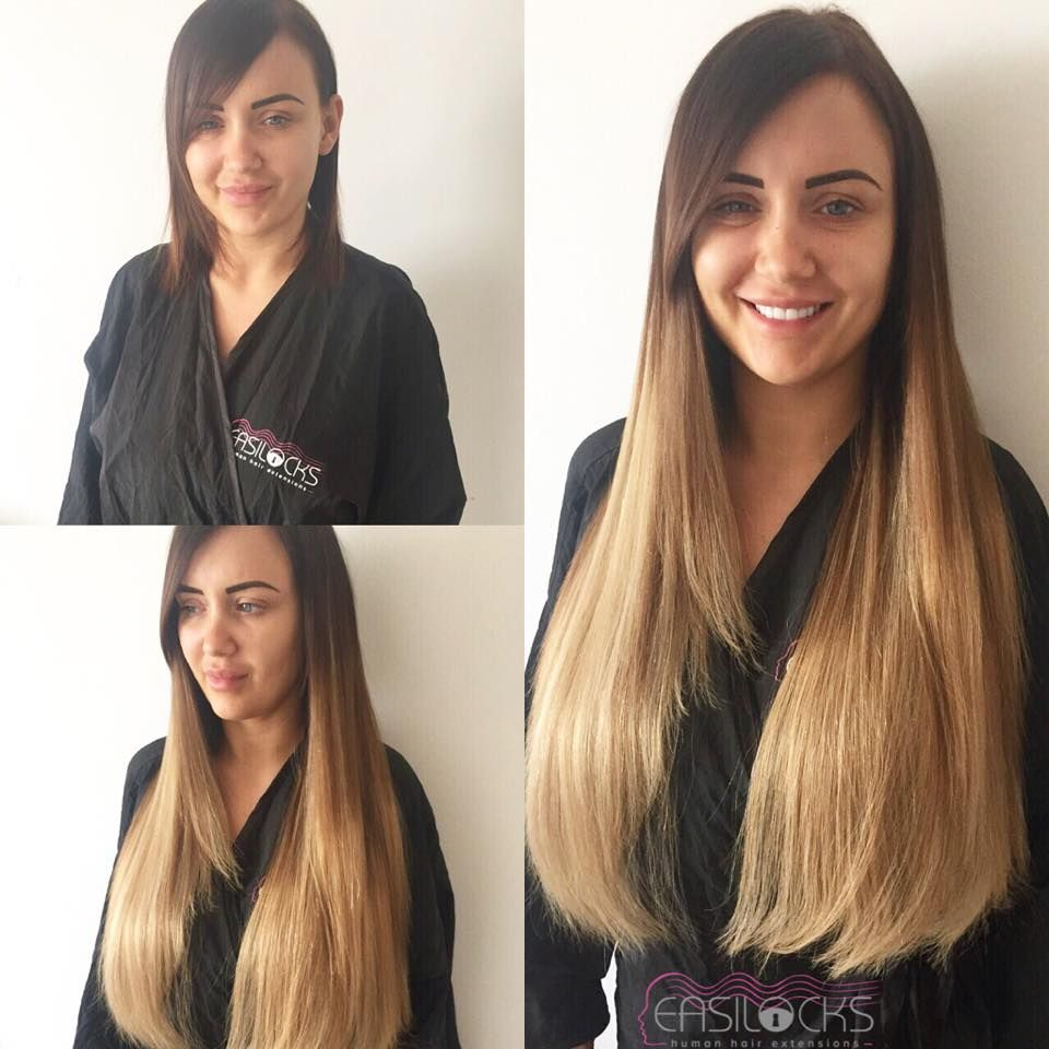 Gorgeous Long Hair Extensions By Easilocks But If Your Not In