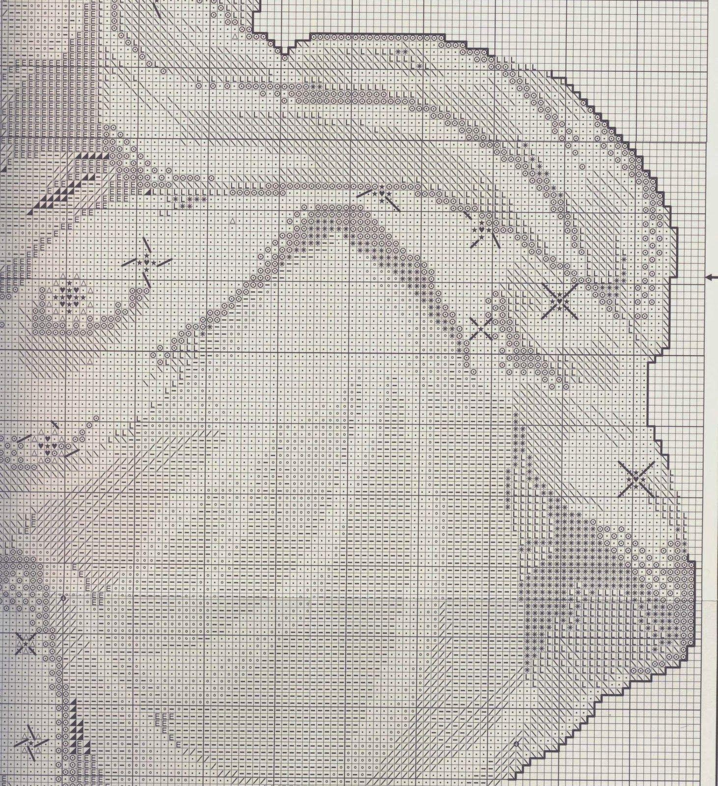 Pin de Conchi Marphy en Punto de cruz | Pinterest | Graficos punto ...