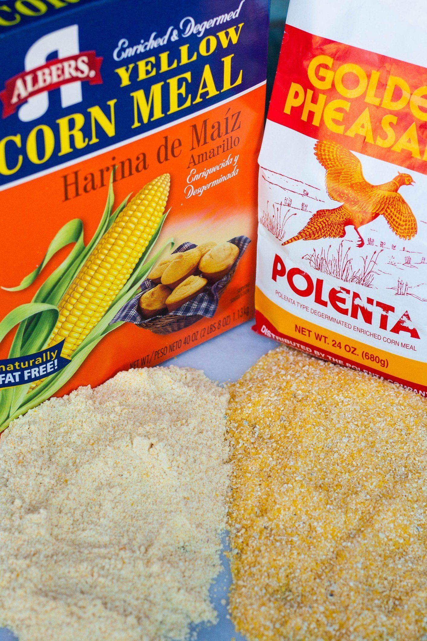 Cornmeal And Polenta Aren T The Same Thing Here S What You Need To Know Polenta Cornmeal Polenta Cornmeal