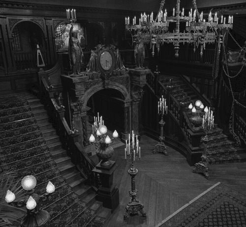 It's So Similar To The Castle In 'Haunted Mansion' With