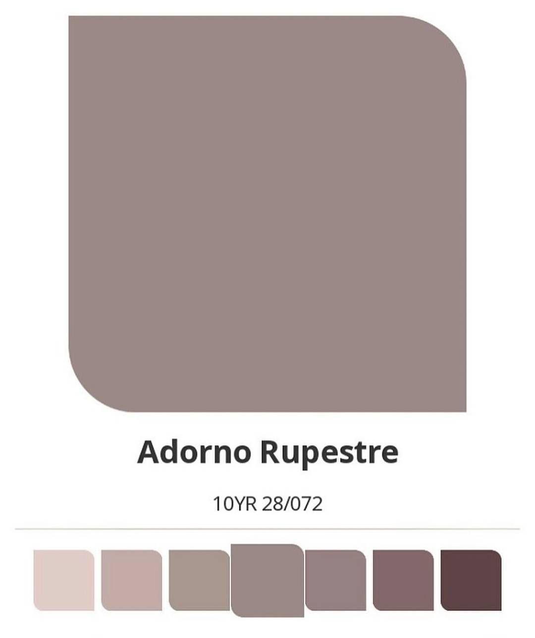 Tabela de cores lukscolor 2019