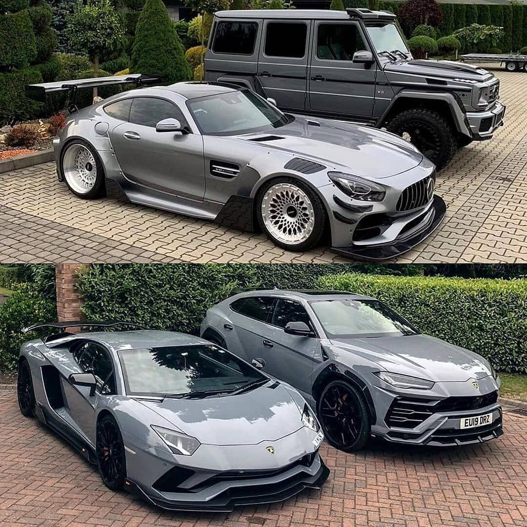 The Grey Battle In 2020 Super Luxury Cars Futuristic Cars Futuristic Cars Lamborghini
