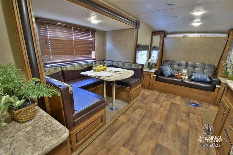 The 2017 Wildwood 230bhxl Is The Perfect Choice In A Light