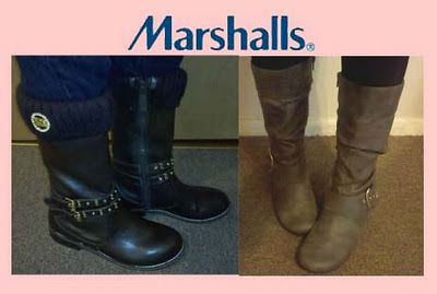 Michael Kors and Unlisted kids boots