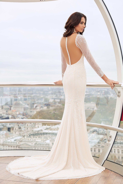 Ronald Joyce Wedding Dress 2017 Campaign Different Wedding Dress