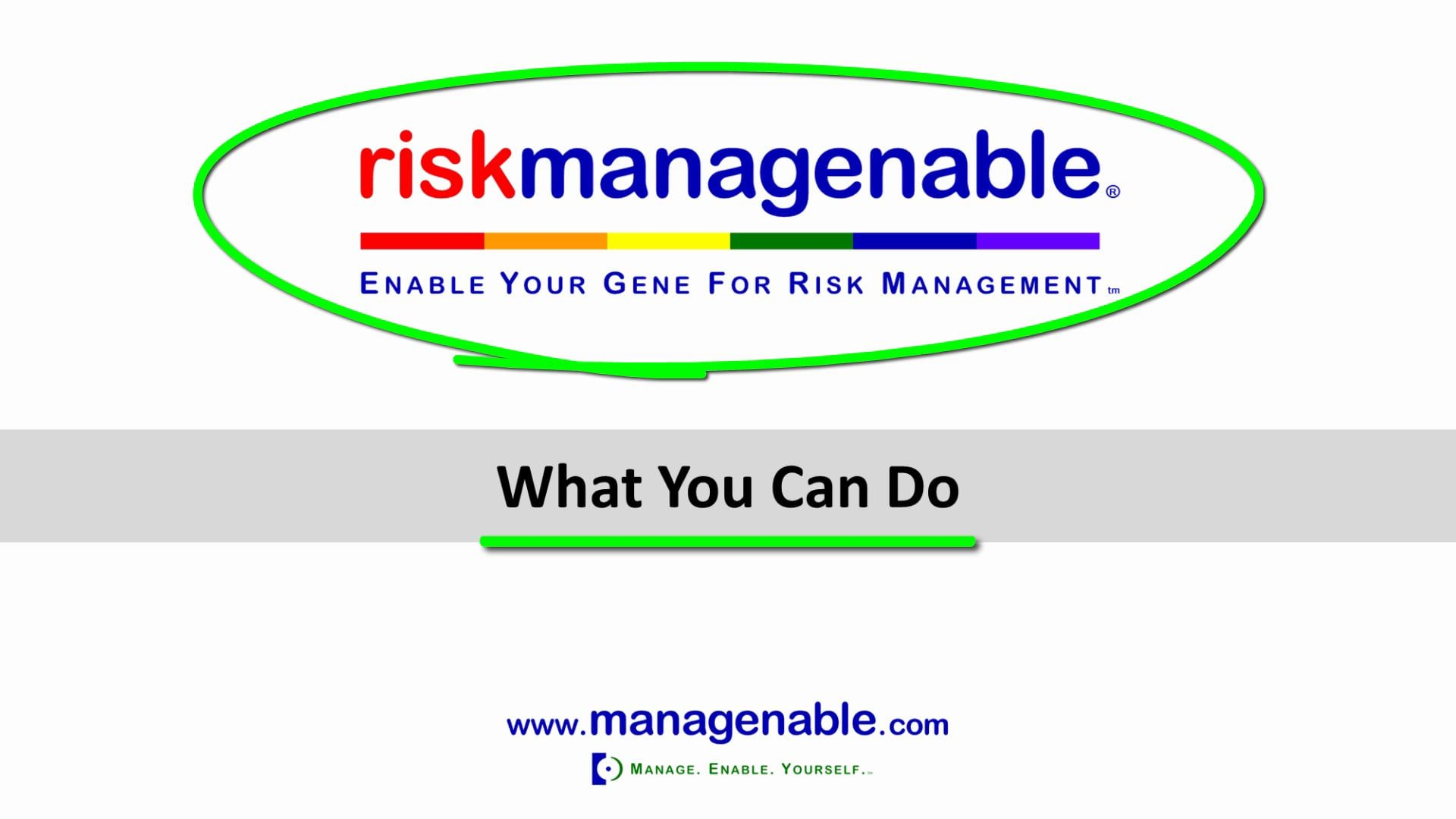 Risk Template In Excel Training Overview Risk Register Tab