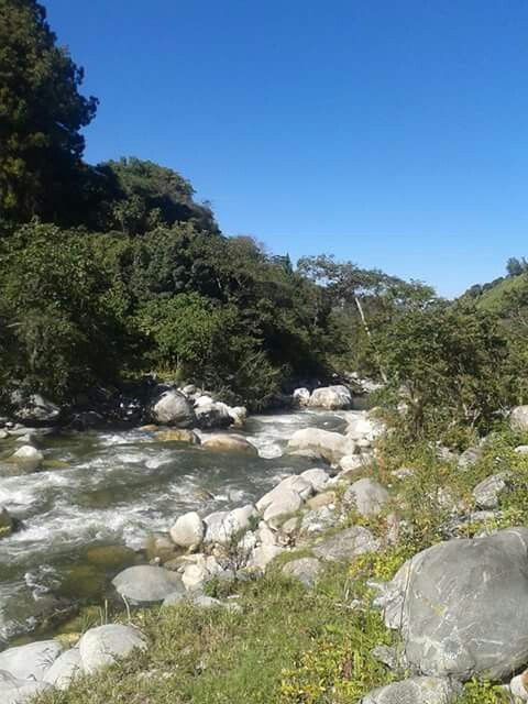 Río Chama Mérida Vzla