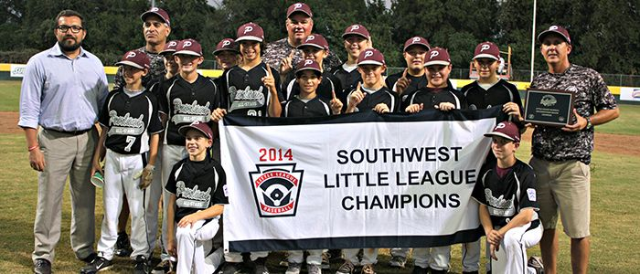 Pearland Little League East Advances To World Series Little League Baseball World Series League