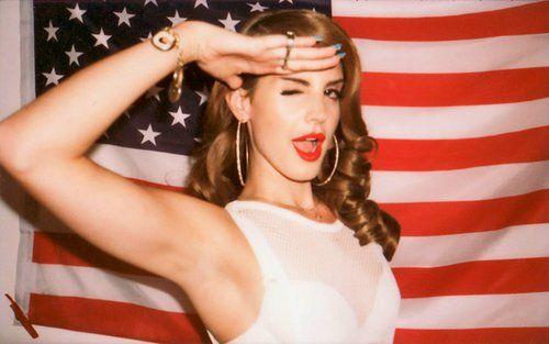 America American Flag Beautiful Beautiful Girl Lana Del Rey Inspiring Picture On Favim Com Quartersoncampus Lana Del Rey Love Lana Del Rey Lana Del Ray