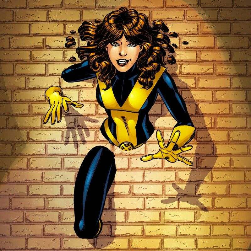 Kitty Pryde Days Of Future Past Comic